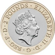 2019 Royal Mint D-Day Landings 75th Anniversary £2 Two Pound Coin Uncirculated